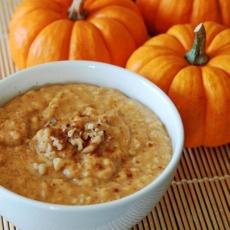 Pumpkin Porridge for Diabetics