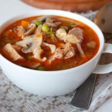 Diet Pork Soup